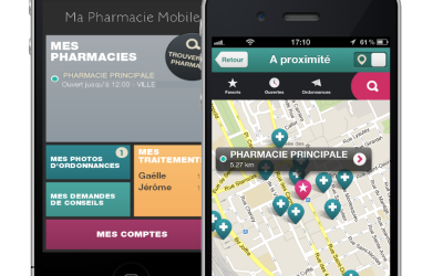 Ma pharmacie mobile
