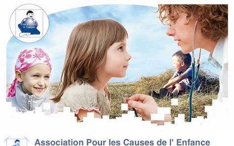 Association » Pour les causes de l'enfance «